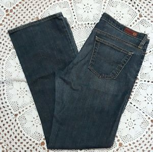 AG Adriano Goldschmied the kiss bootcut jeans 31